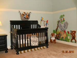 Murals for a Childs Room